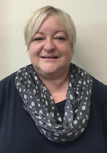 Mrs J Pearson - Admin Assistant