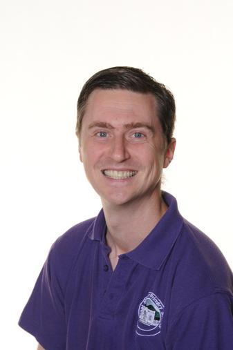 Mr Stu Kent -Assistant Headteacher & EYFS Leader