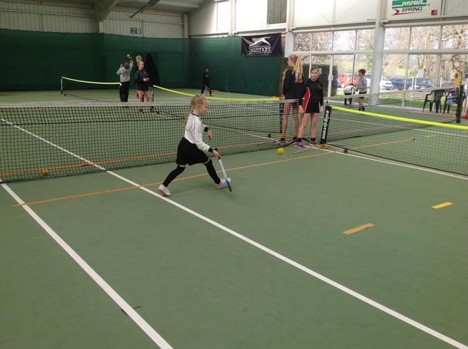 Tennis Tournament - March 2015
