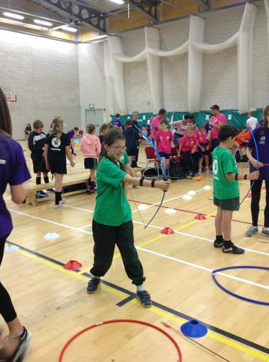 Summer School Games 2015