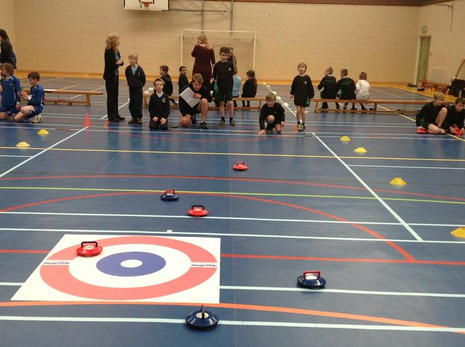 Boccia - The Chase High School March 2015