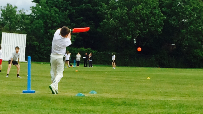 Year 6 Cricket Tournament at Ramblers Cricket Club