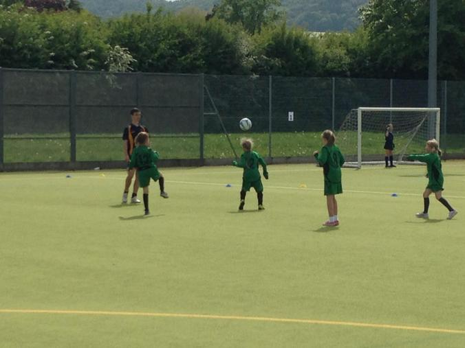 Year 3-4 Football Tournament at The Chase May 2015
