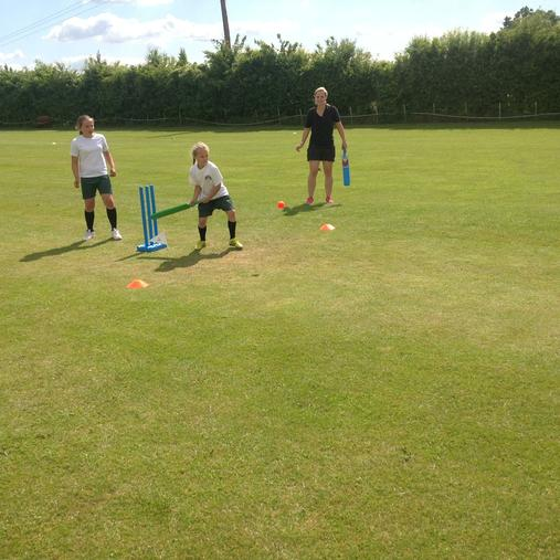 Year 6 Girls Tournament at Nomads Cricket Ground
