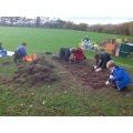 Year 3's Archaeological Dig