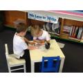 We love to write!