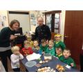 EYFS Children in Need Bake Sale