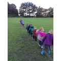 We're going on a Wellie Walk...