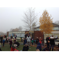 EYFS Outdoor Decoration Day