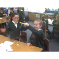 Magnet fun in Science