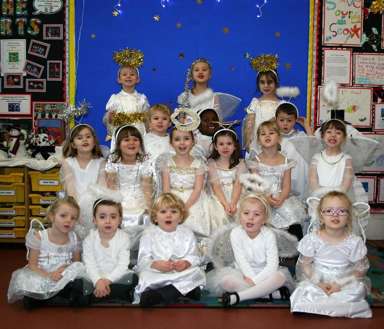FS Concert 'Whoops a Daisy Angel'
