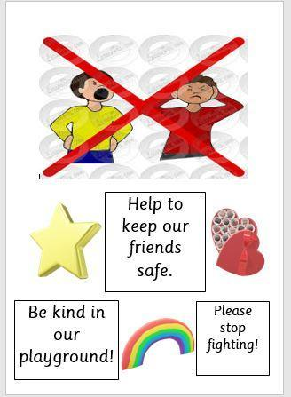 School Council Poster. Kindness