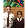 Head boy and Head girl
