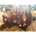 Some of the Greenbank Chess Team