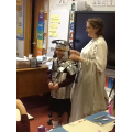 Learning about the Roman Army's armour