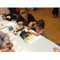 Liverpool Family Learning Reception Workshop