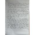 Wonderful writing as the Princess!