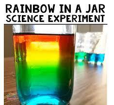 Rainbow in a Glass