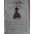 A lovely wanted poster