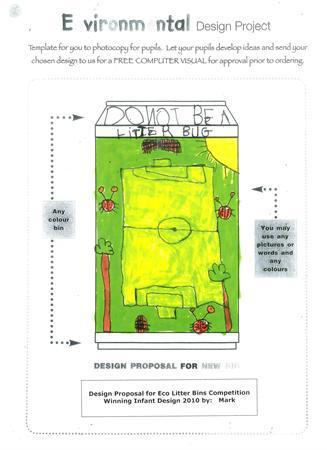 Eco Bin Design Competition