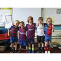 Spanish football team!