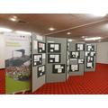 Exhibition at Queen Elizabeth Hall, Oldham
