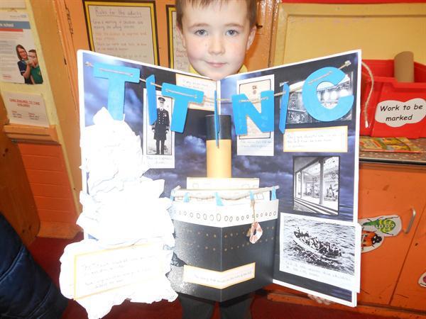 Titanic Presentations