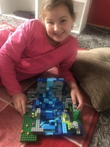 Skylar's Lego River