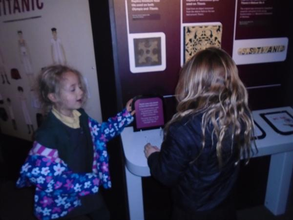 Our trip to the Maritime Museum