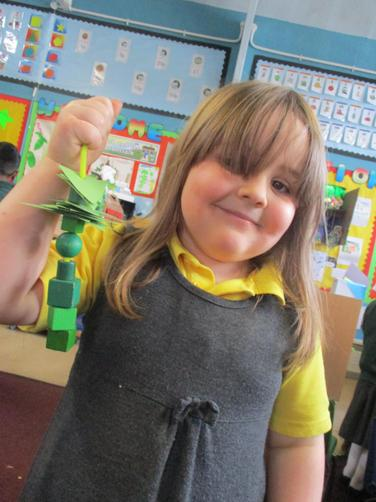 We threaded our own beanstalks!