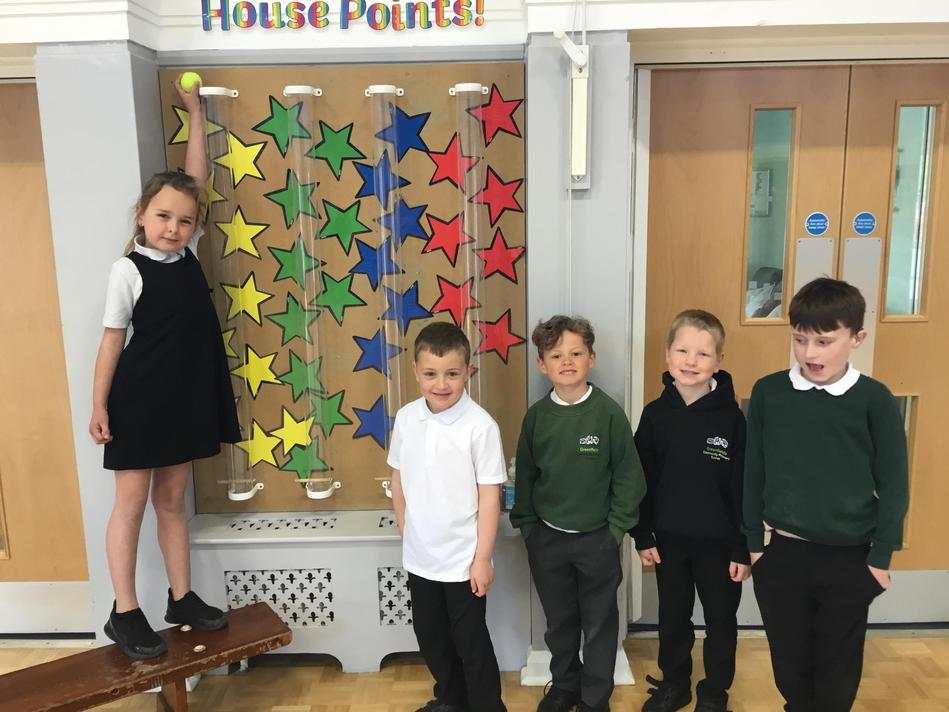 Amber House Ks1 Puzzle Competition Winners!