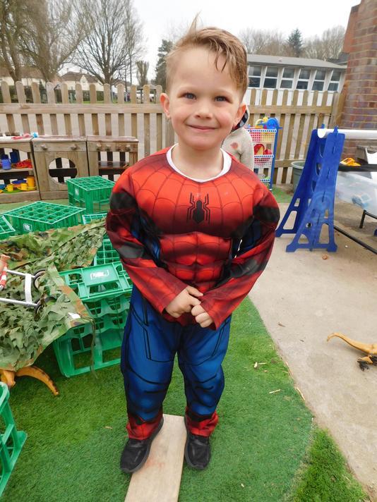 Brilliant Spiderman Gary-John.