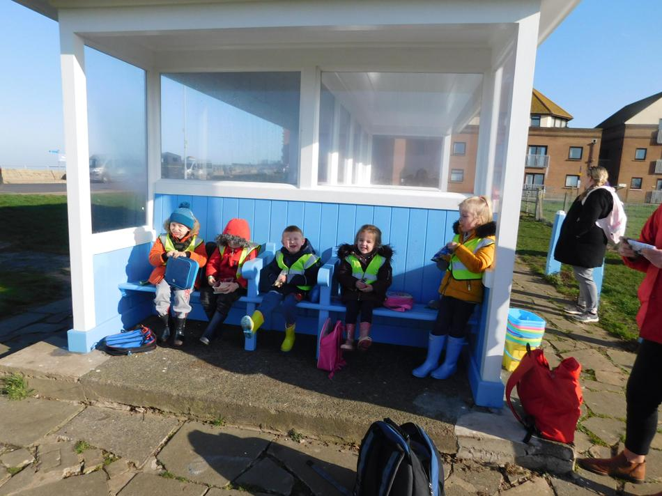 Our trip to Minnis bay for crabbing