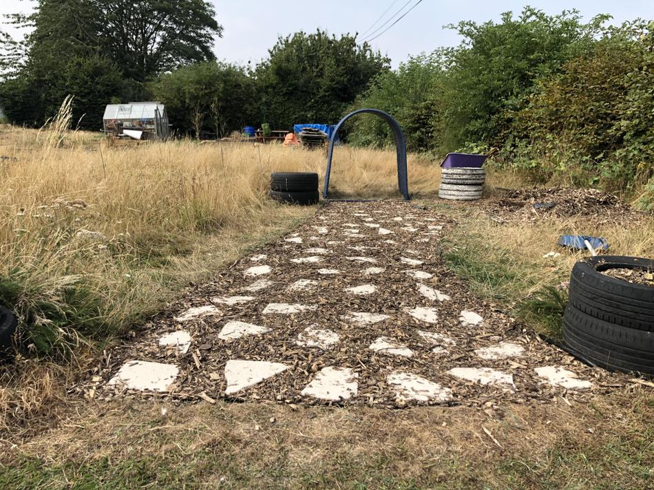 The Year 6 2020 path was completed as they had requested (see below).