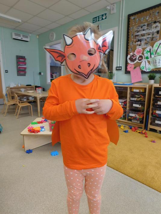 Amelie your Zog costume was fantastic!