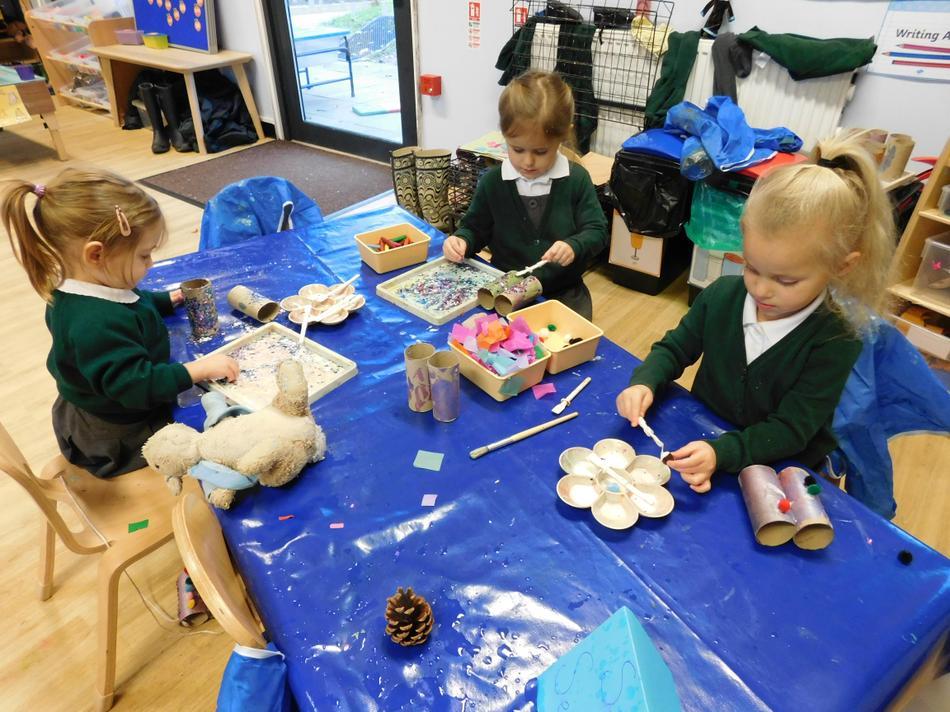 Creating 'Santa Searchers'.