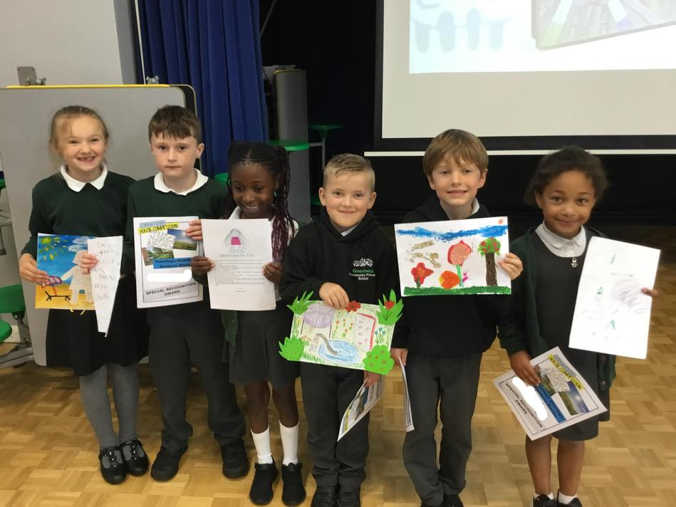 Special recognition to these wonderful entries!