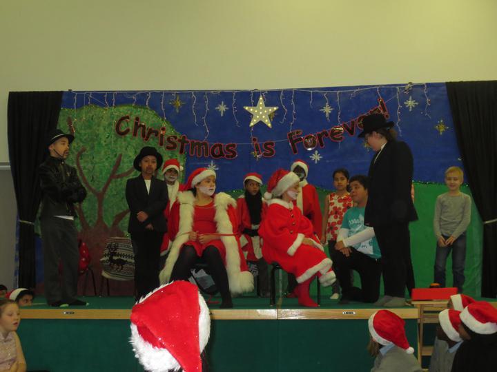 Kiah Pearce, AKA The Real Santa
