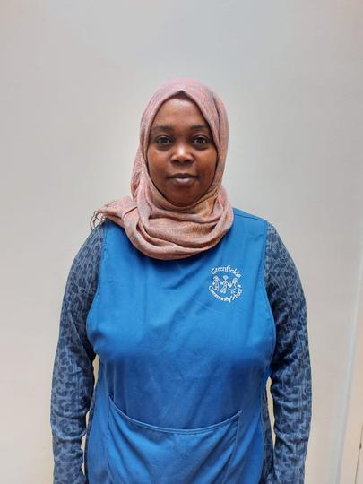 Fatima Sulimain - Midday Supervisor