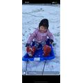 Snow fun- Our winter theme!