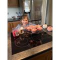 Kalia's delicious cakes