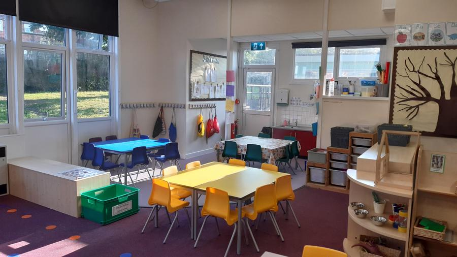Elm Classroom