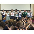 The NSPCC total announced in assembly