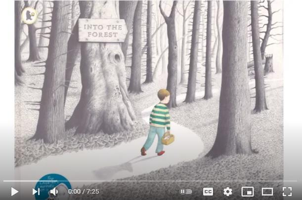 Into The Forest by Anthony Browne.