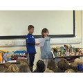 School council ran the Kind Mind assembly