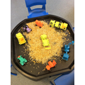 Our most popular tuff tray activity