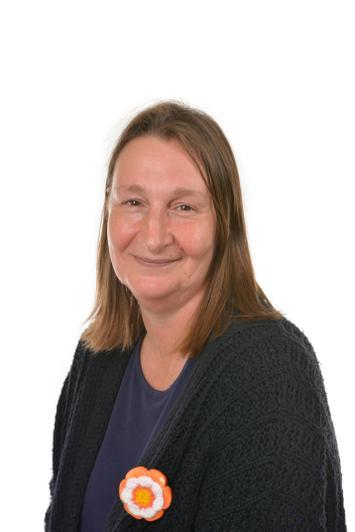 Mrs Helen Hayers - Year 3 TA DR