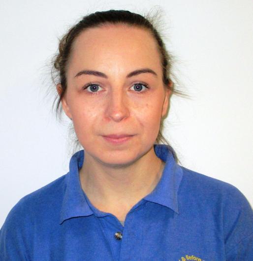 Miss Kelly Pratt - Pre-school Practitioner KW