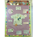 Our 'Learning Can be Messy' Display