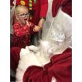 It's Santa.....